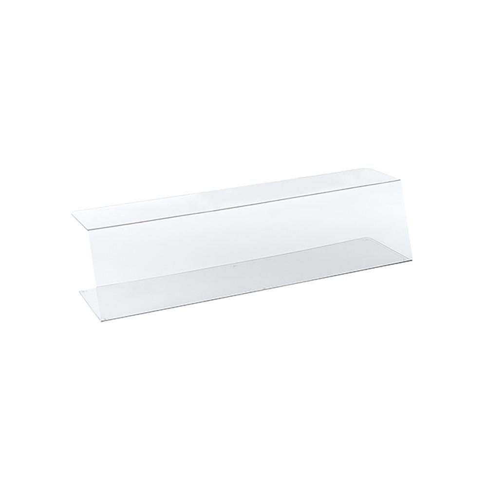 Toonbank Display - H 19.530 CM - 5 KG - 100 CM - plexiglas - 880055