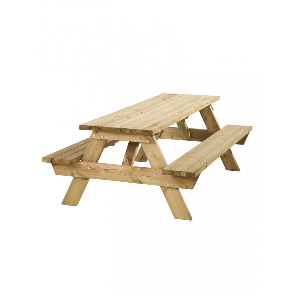 Picknicktafel - zware kwaliteit - 180cm - Promoline