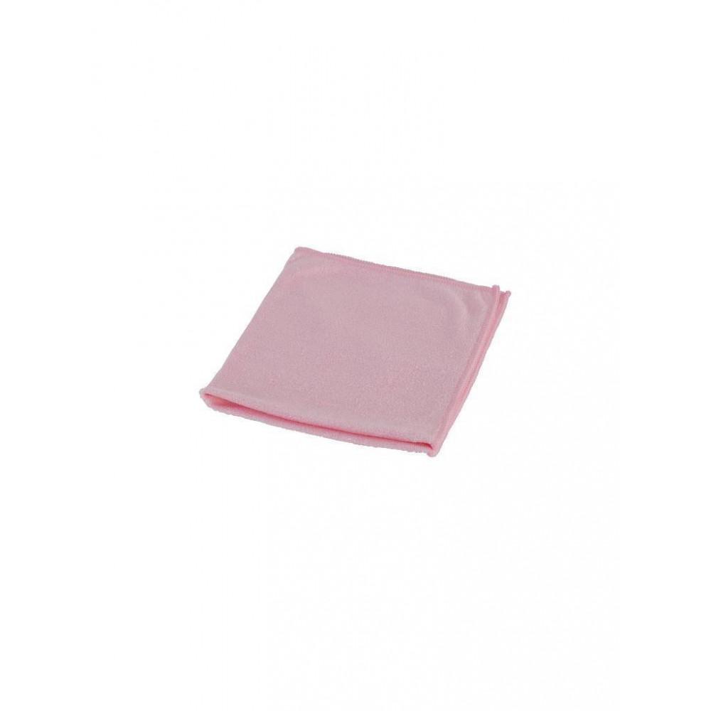 Microvezeldoek - 40 cm - Roze - 476020