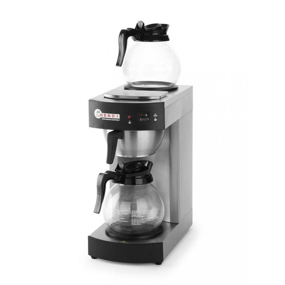 Koffiezetapparaat - 20 X 38.5 CM - Hendi - 208304