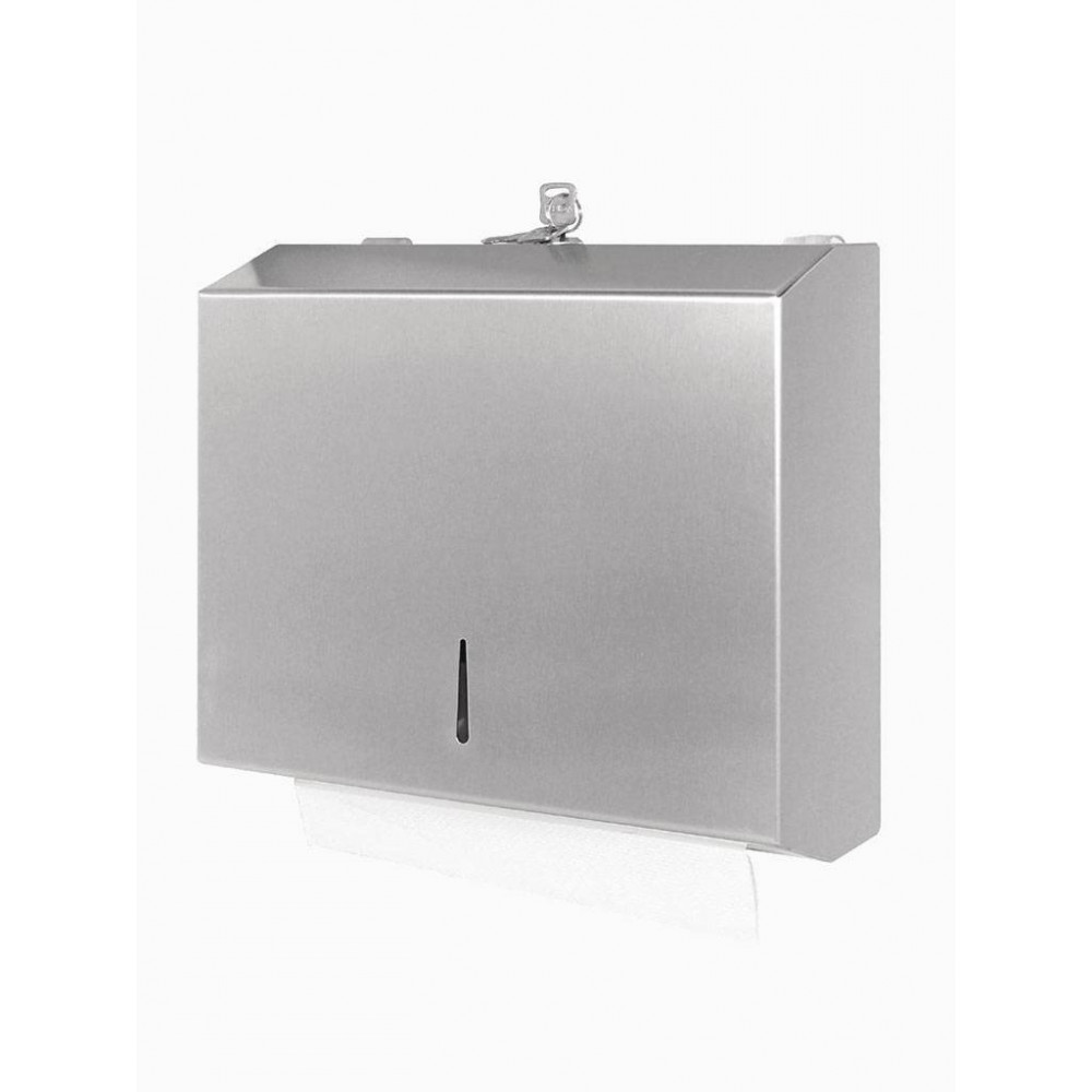RVS handdoekdispenser | Jantex