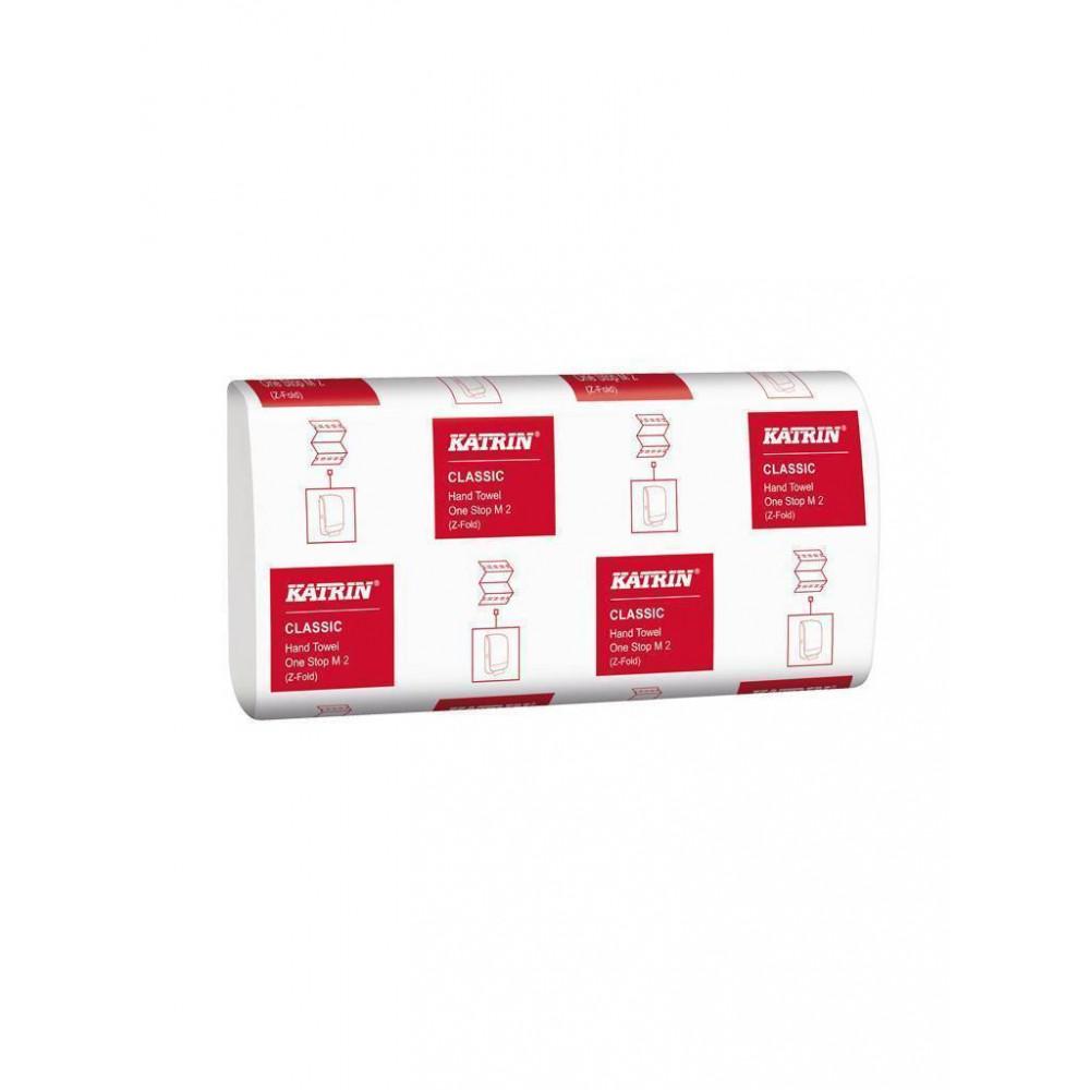 Handdoekjes - Professionele kwaliteit - Classic - One-Stop M 2 - Doos van 21 pakken - Katrin