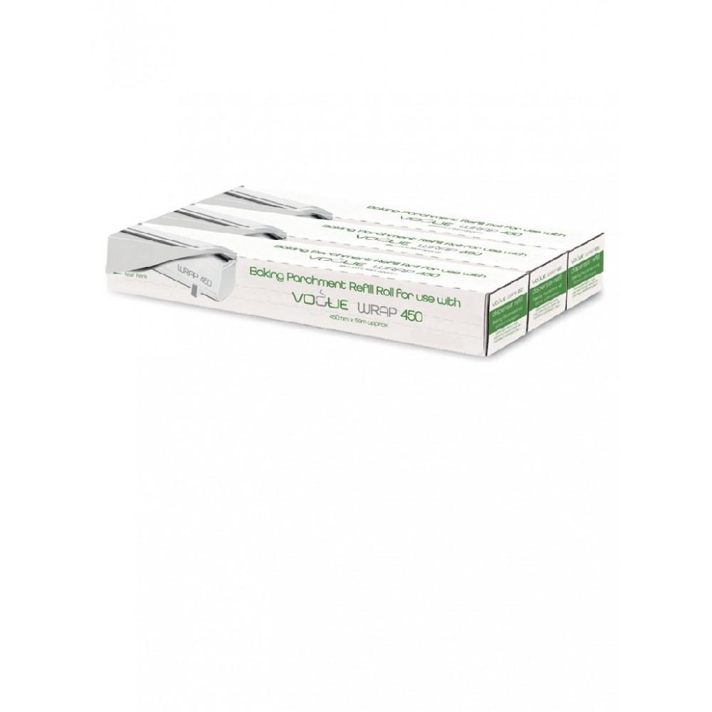 Navulling bakpapier - Wrap450 dispenser - Vogue - CW205