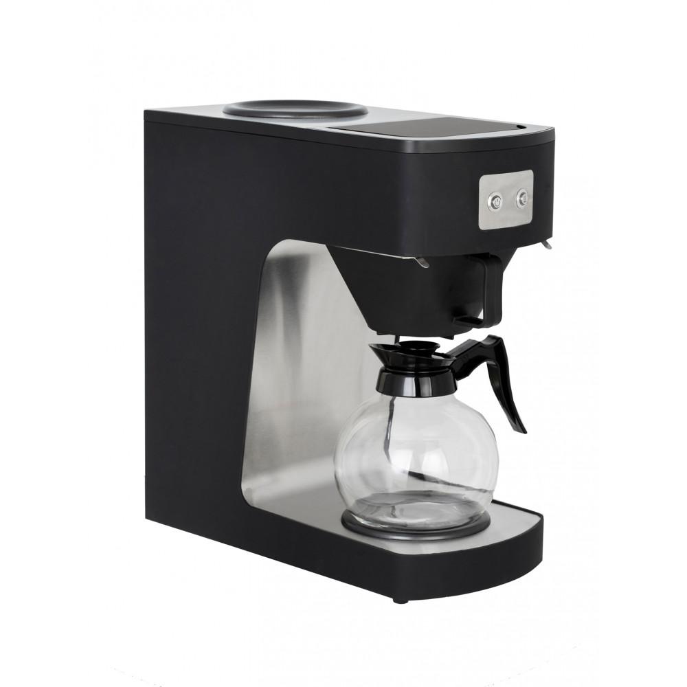 Koffiezetapparaat - 1 Kan - 1.8 Liter - H 43.7 x 39.8 x 20.3 CM - 230 V - 1900 W - Zwart - Promoline