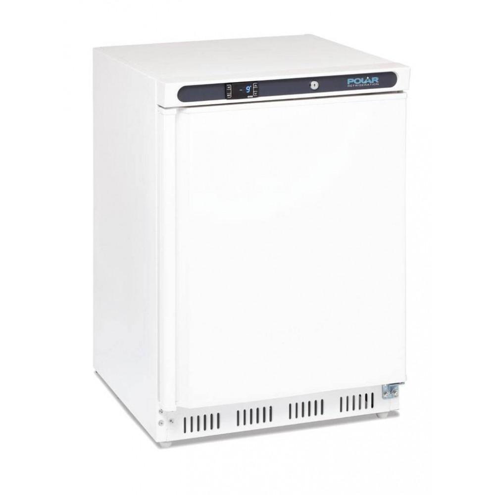 Polar 140 Liter - 1 deurs - Wit - CD611 | Horeca Vrieskast