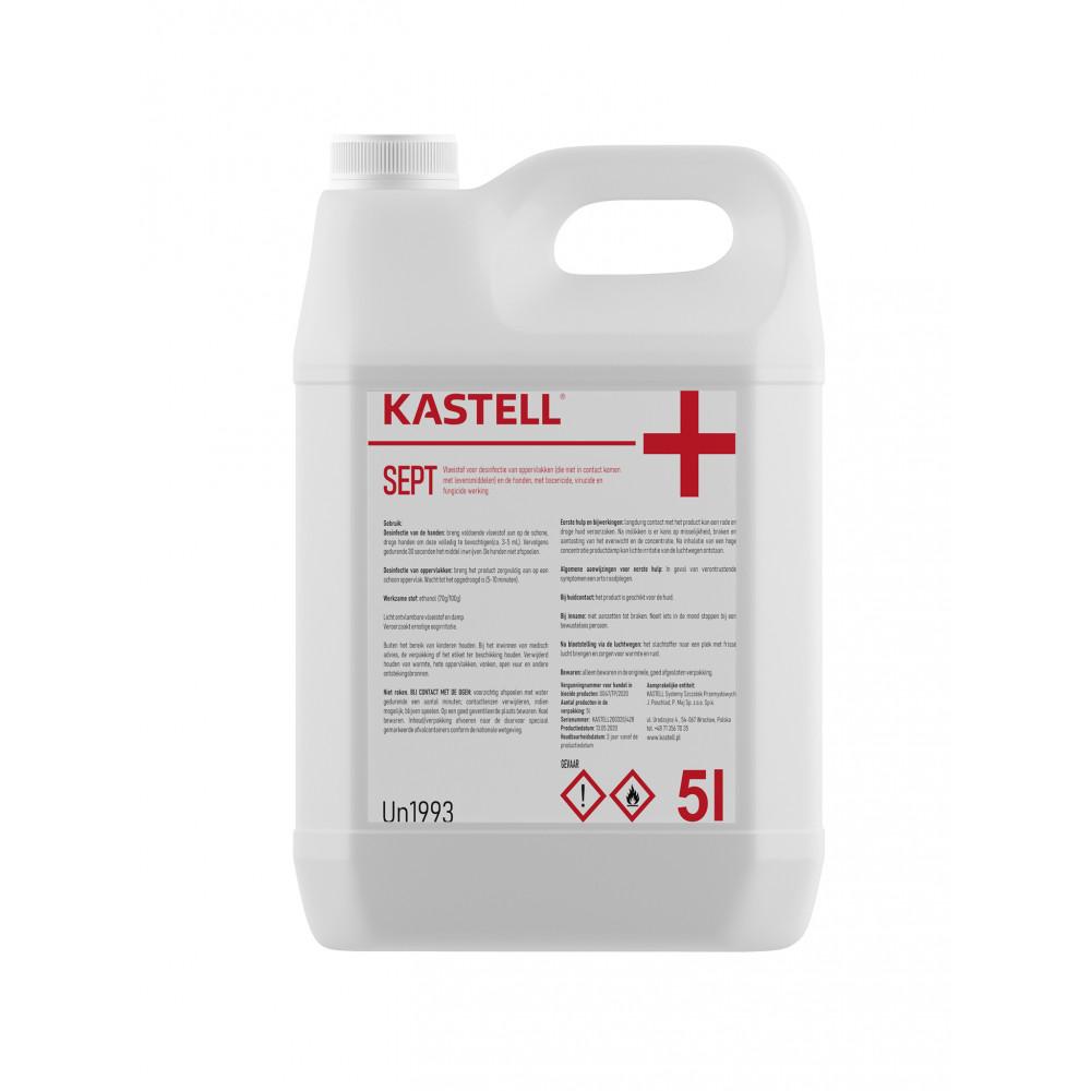 Desinfectie Hand & Oppervlakte - 5 Liter - 72% alcohol - 73713