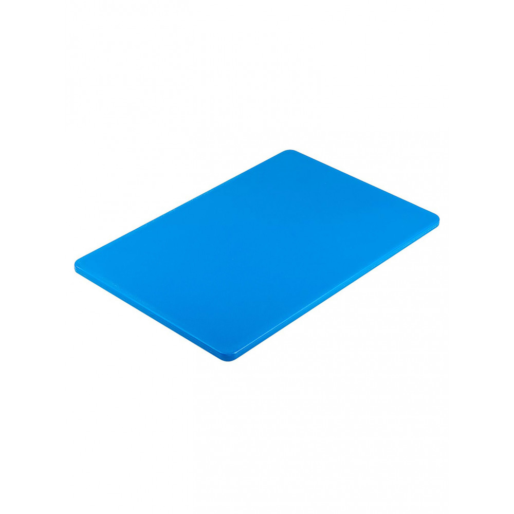 Snijplank - 45 x 30 CM - HACCP - Blauw - Promoline