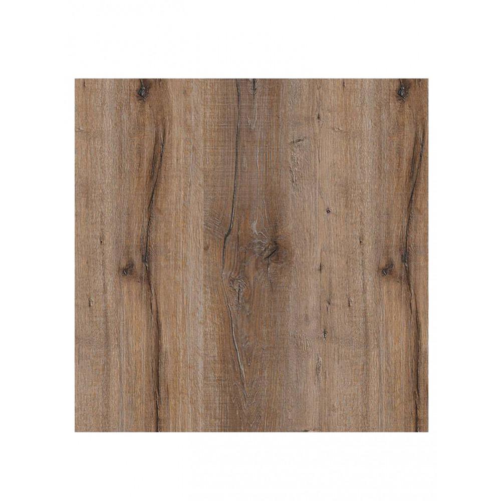 Tafelblad - 80 x 80 cm - Kasteel Eiken Donker - Vierkant - Promoline