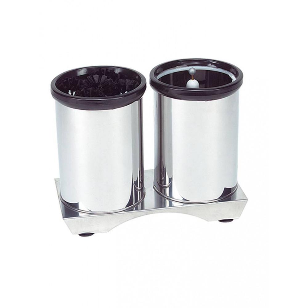 Glazenspoelborstel - Met Glazensproeier - 29 CM - 824004