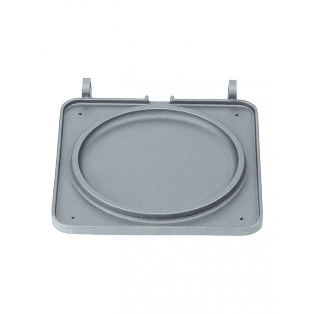 Wisselplaat - 4.2 KG - Aluminium - 308078