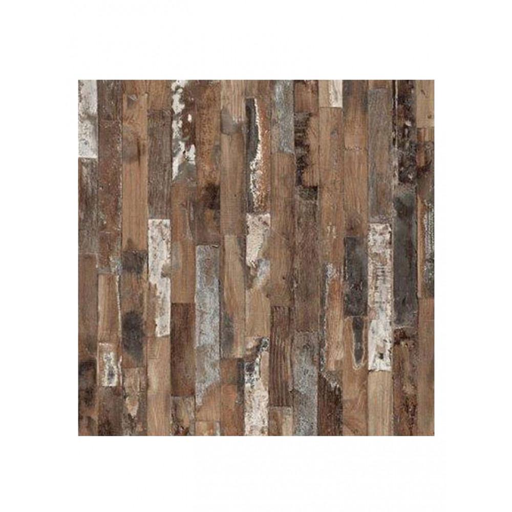 Tafelblad - 80 x 80 cm - Maracaibo Dunkel - Vierkant - Promoline