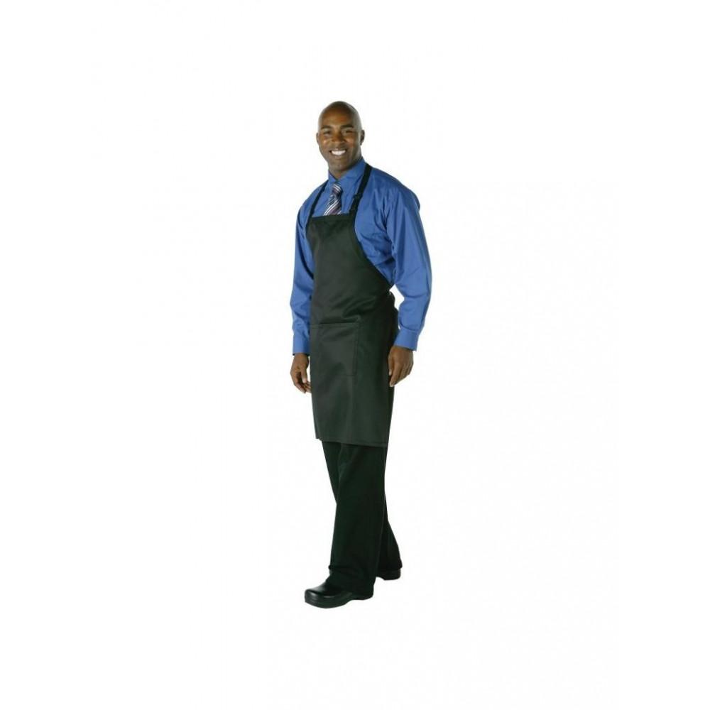 Halterschort - Zwart - Chef Works - A924