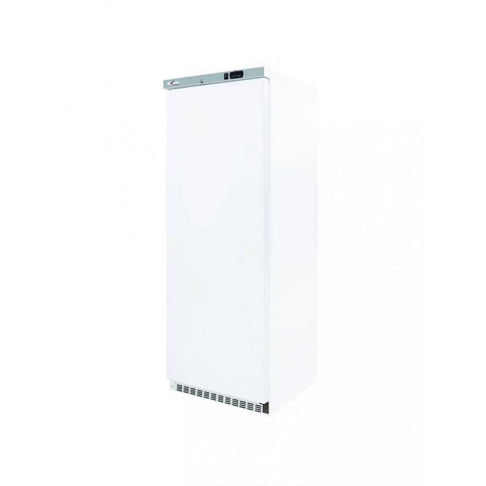 Diverso by Diamond - 400 liter - 1 deurs - Wit - WR-FP400-W - Horeca koelkast