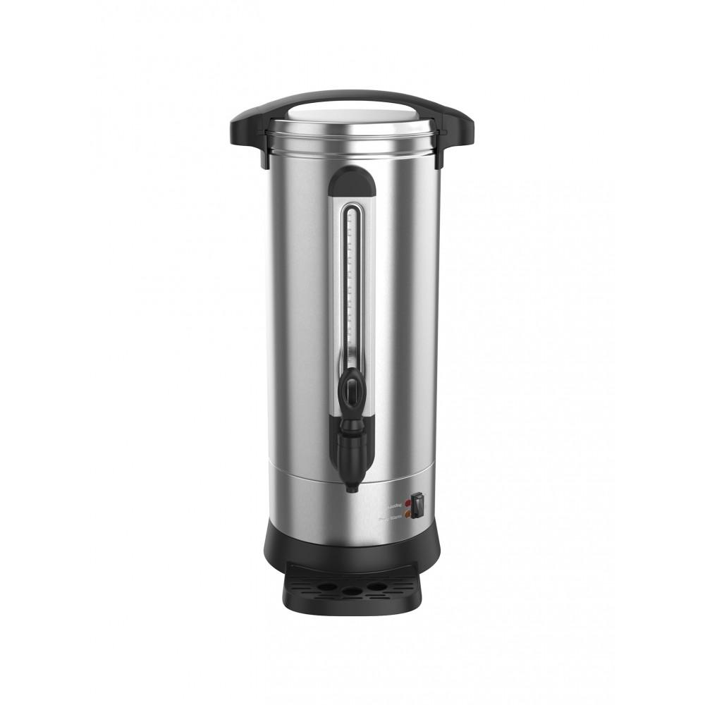 Koffie Percolator - 18 Liter - RVS - Pro - Dubbelwandig - Promoline