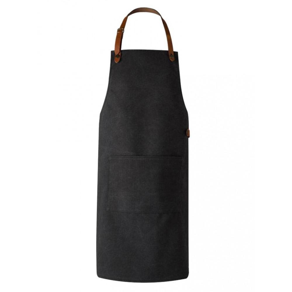 BBQ schort / schorten Authentic Zwart