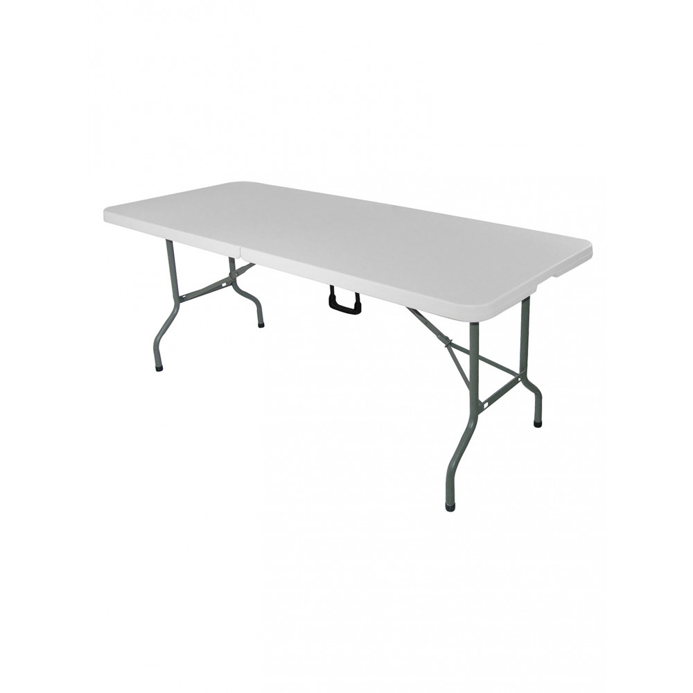 Inklapbare tafel - Rechthoek - H 74 x 183 x 76.2 CM - Promoline