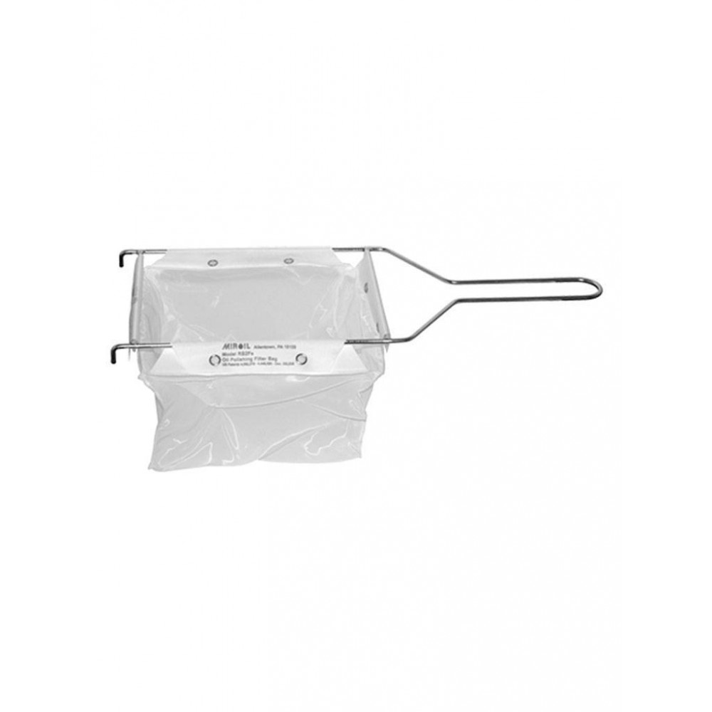 Frituurvetfilters - 28x23 CM - Miroil - 909001