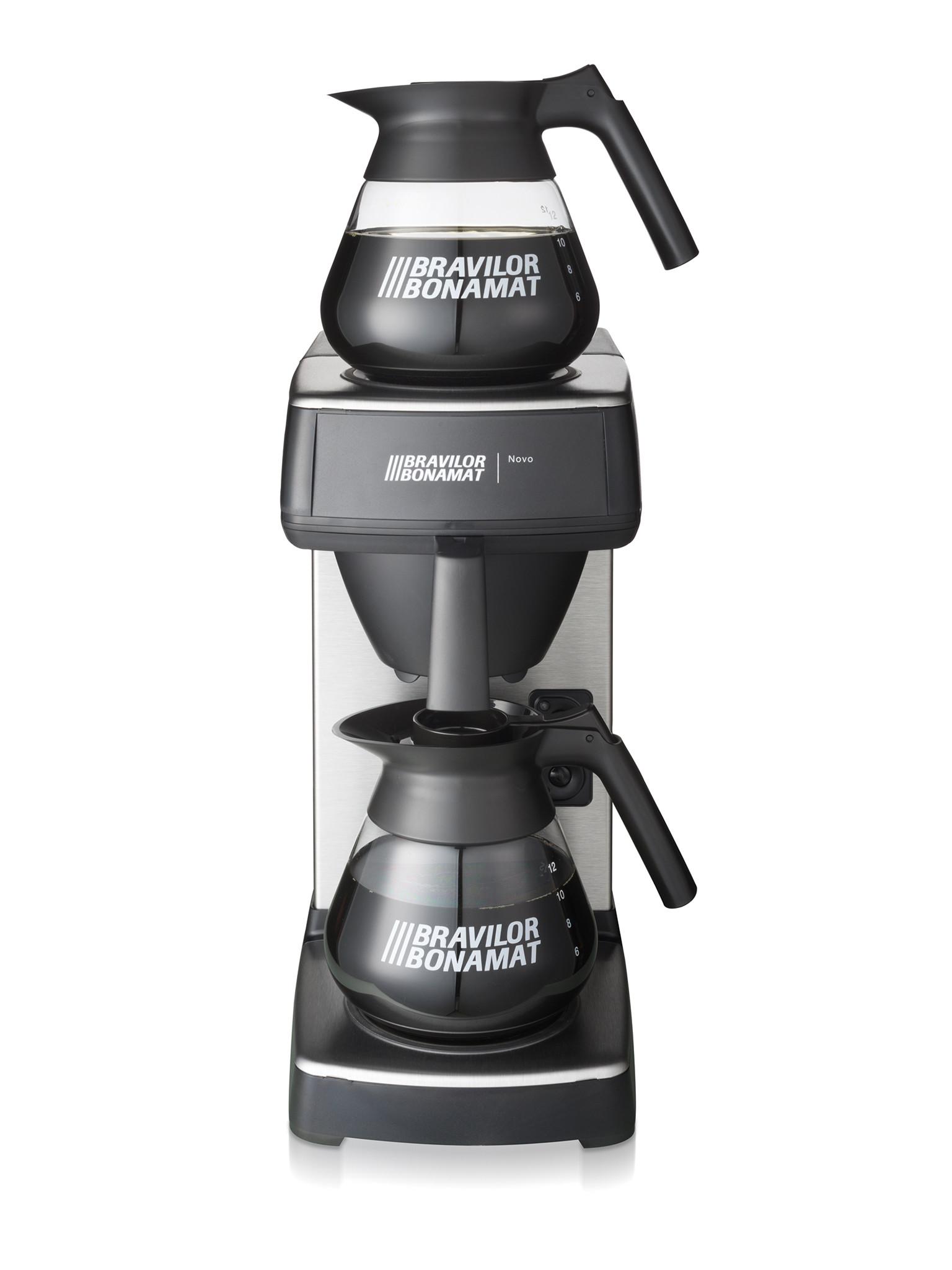 Snelfiltermachine - Novo - 1.7 Liter - Bravilor - 8.010.080.31002